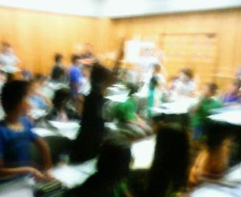 自然学校7月1日